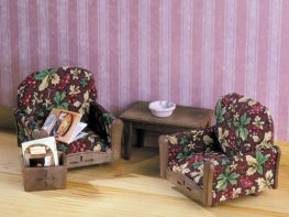 [SF] Country Armchairs (*)