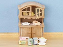 [SF] Kitchen Cabinet (*)