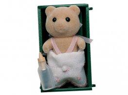 [SF] Vintage Honeybear Baby Girl (*)