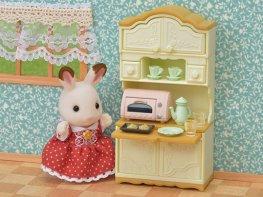 [SF] Kitchen Dresser & Accessories (*)