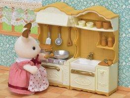 [SF] Kitchen Oven & Sink Set (*)