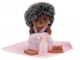 [SF] Vintage Bramble Hedgehog Baby (*)