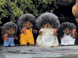 [SF] Bramble Hedgehog Family [EU]