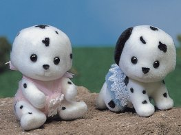 [SF] Kennelworth Dalmatian Twins [EU]
