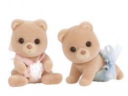 [SF] Petite Bear Twins