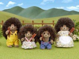 [SF] Bramble Hedgehog Family