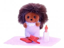 [SF] Bramble Hedgehog Baby Girl [Flair] (*)