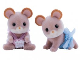 [SF] Maces Mouse Twins