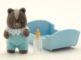 [SF] Bouquet Skunk Baby Boy