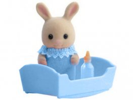 [SF] Periwinkle Rabbit Baby [Flair] (*)