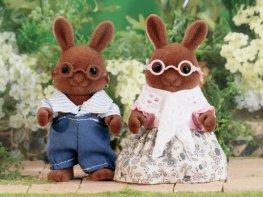 [SF] Wildwood Brown Rabbit Grandparents (*)
