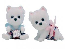 [SF] McWalkies West Highland Terrier Twins (*)