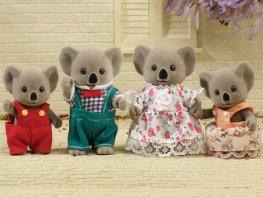 [SF] Billabong Koala Family (*)