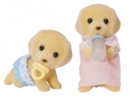 [SF] Barker Labrador Twin Babies
