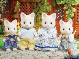 [SF] Golightly Silk Cat Family [Epoch]