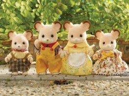 [SF] Fielding Field Mouse Family