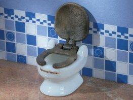 [SF] Ceramic Toilet (*)