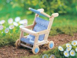 [SF] Blue Baby Pushchair (*)