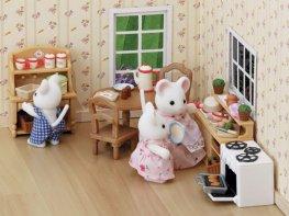 [SF] Cottage Kitchen Set (*)