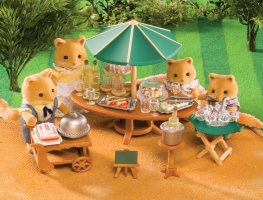 Buy Garden Party Online Sylvanian Families