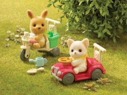 [SF] Baby Car & Tricycle (*)