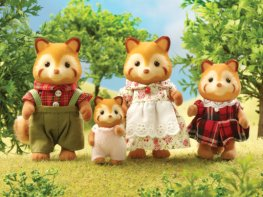 [SF] Robinson Red Panda Family