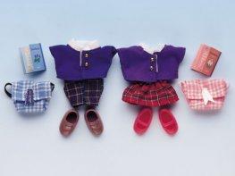 [SF] School Uniform Set (*)