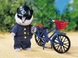 [SF] PC Bobby Roberts & Bicycle (*)