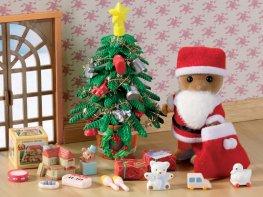 [SF] Father Christmas & Tree Set (*)