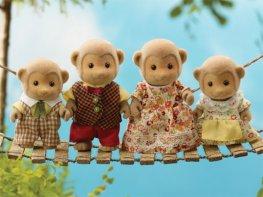 [SF] Darwin Monkey Family