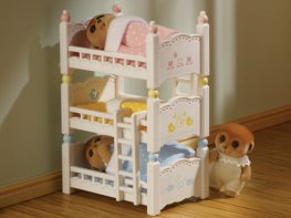 [SF] Triple Bunk Beds
