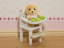 [SF] Baby High Chair [Flair]