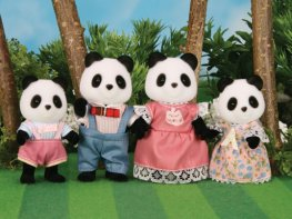 [SF] Bamboo Panda Family (*)