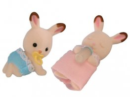 [SF] Chocolate Rabbit Twins [Flair]