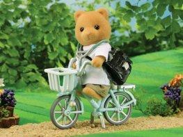 [SF] Doctor with Bike (*)