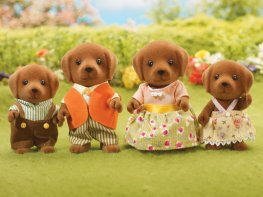 [SF] Hunter-Smyth Chocolate Labrador Family (*)