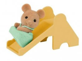 [SF] Applewood Mouse Baby with Slide