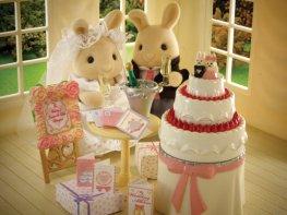 [SF] Wedding Cake & Accessories (*)
