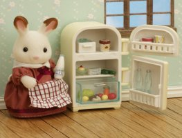 Buy starter home collection online sylvanian families for Sylvanian classic furniture set