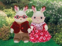 [SF] Chocolate Rabbit Grandparents [classic edition]