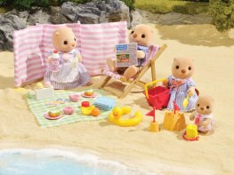 [SF] Beach Picnic (*)