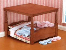 Buy Luxury Four Poster Bed Online Sylvanian Families