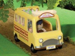 [SF] Nursery School Bus