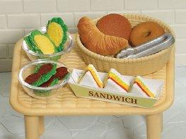 [SF] Scrumptious Sandwiches