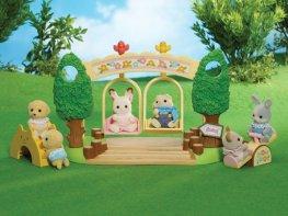 [SF] Nursery Playground Swing (*)