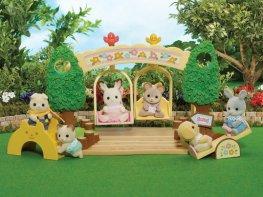 [SF] Nursery Playground Swing Set (*)