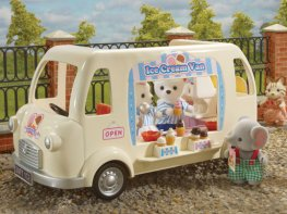 [SF] Ice Cream Van