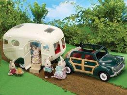 [SF] The Caravan & Family Car (*)