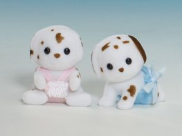 [SF] Henry-Lloyd Chocolate Dalmatian Twins