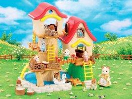 [SF] Baby Fairground House (*)
